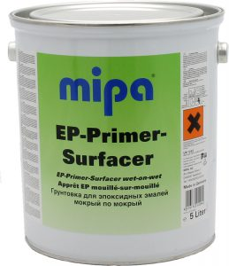Epoxy surfacer 5 liter från Mipa