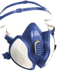 """3M """"Flugan"""" kolfiltermask från Mipa"""